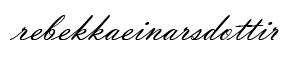 undirskrift